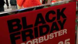 SASI has issued a warning to consumers ahead of Black Friday and Cyber Monday against reckless spending and buying any items that they do not need. Photo: Reuters