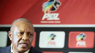 Irvin Khoza says the PSL season will be completed in one province to minimise the risks associated with Covid-19. Picture: BackpagePix