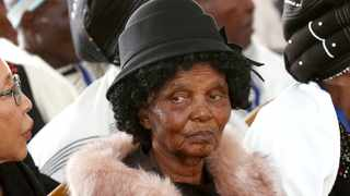 AmaXhosa Queen Mother Nozamile Sigcawu. File picture: Bheki Radebe/African News Agency (ANA)