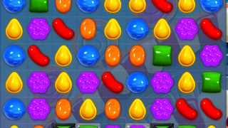 'Candy Crush Saga' is to hold a UK-wide tournament hosted by Roman Kemp. Picture: Candy Crush/ AP