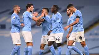 Manchester City manager Pep Guardiola said his players could not revel in their 5-0 victory over Burnley on Saturday as hectic match scheduling had sucked some of the joy out of the sport. Photo: Laurence Griffiths/Reuters