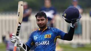 FILE - Former Sri Lanka captain Kumar Sangakkara has been appointed as the director of cricket by Indian Premier League outfit Rajasthan Royals. Photo: David Gray