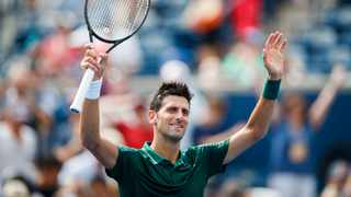 World number one and top seed Novak Djokovic. Photo: Mark Blinch/The Canadian Press via AP