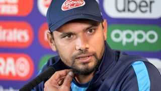 FILE - Former Bangladesh captain Mashrafe Mortaza has been left out of the squad for their upcoming series against the West Indies, fuelling speculation about his international future. Photo: Dibyangshu Sarkar/AFP