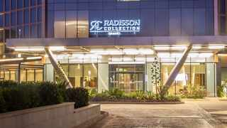 Radisson Hotel Group opens Radisson Collection Hotel, Bamako, the brand's debut in Africa. Picture: Stephane Clement.