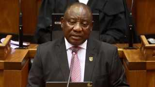 President Cyril Ramaphosa Picture: GCIS