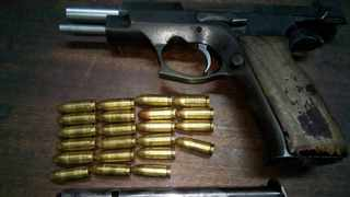 Three men appeared in court this week charged for illegal possession of firearms and ammunition. Picture: SAPS
