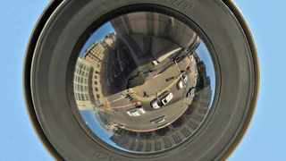 The City is now using more CCTV cameras resulting in more criminal cases being opened. Picture: Matthew Jordaan