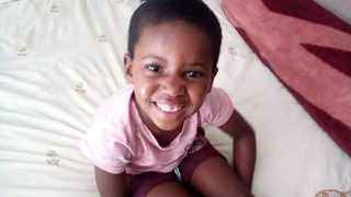 Milani Keke, 4, was mauled to death by two pitbulls. Picture: Supplied