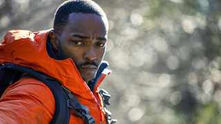 Anthony Mackie after his journey with Bear Grylls. Picture: Ben Simms