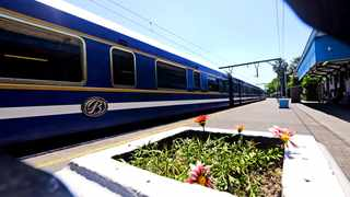 The Blue Train will be resuming its full operations after a temporary shutdown due to the Covid-19 second wave alert in December 2020. Picture: Ian Landsberg African News Agency (ANA).