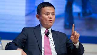 Jack Ma is poised to become the world's 11th richest person after Ant Group priced shares for a record initial public offering. Photo: (Xinhua/Martin Zabala) (ma) (da) (axy)