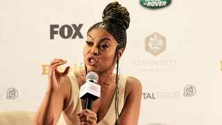 Taraji P. Henson considered taking her own life earlier this year. Picture: Dimpho Maja/African News Agency (ANA)