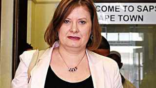 Western Cape Education Department MEC Debbie Schäfer Picture: African News Agency (ANA) Archives