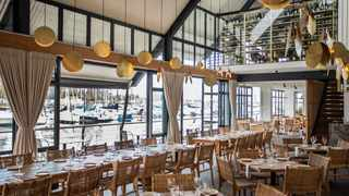 Award winning fine dining restaurant, 9th Avenue Waterside, has designed a special Durban July menu for sit-ins and delivery. PICTURE: Christopher Laurenz for 9th Avenue Waterside