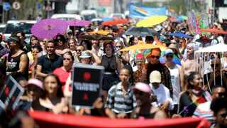 Cape Town Pride 2021 will continue as planned despite the global Covid-19 pandemic. In a statement issued, the show organisers announced that the annual event will move. Photo: ANA/Ayanda Ndamane