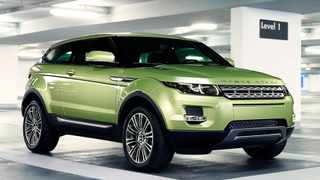 The Range Rover Evoque is World Car of the Year, for women.