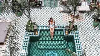 Wellness holidays are on the rise in 2021. Picture: Instagram.