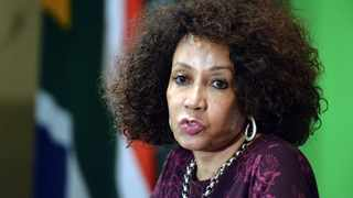 Minister of Human Settlements Lindiwe Sisulu sent a letter to provinces instructing them to put measures in place to immediately downscale the delivery of government houses. Picture: Oupa Mokoena/African News Agency (ANA)