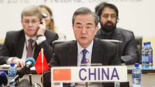 China's foreign minister Wang Yi. Picture: Jacques Naude/African News Agency/ANA