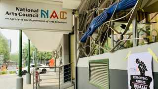 Artists have been staging a sit-in at the National Arts Council (NAC)'s office in Johannesburg for the past three weeks, claiming that the funds have been mismanaged. File image.