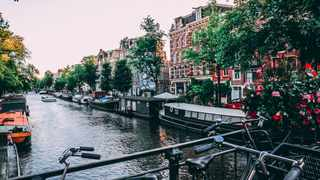 Locals in Amsterdam say travel bans due to Covid-19 provides temporary relief from the burden of overtourism. Picture: Pexels.