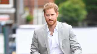 Britain's Prince Harry. Picture: Toby Melville/Reuters