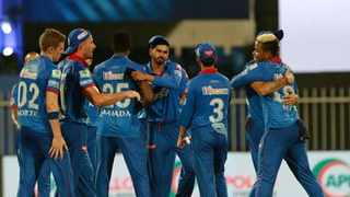 After securing a thrilling win over Kolkata Knight Riders, Delhi Capitals pacer Anrich Nortje believes his side is good enough to outskill any team in the ongoing edition of the Indian Premier League. Photo: @DehliCaptials via Twitter