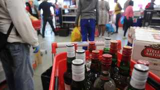 Ultra liquors in Parow. Picture Courtney Africa/African News Agency(ANA)