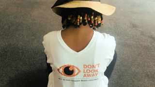 The 16 Days of Activism for NO Violence Against Women and children campaign has begun and Independent Media is very much a part of it with our #Don'tLookAway crusade. File picture