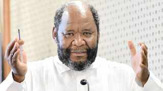 Former Statistician-General for Statistics South Africa Pali Lehohla. Picture: Thobile Mathonsi