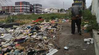 Windermere residents have appealed to the eThekwini Municipality to attend to a vacant plot on Henwood Road, which they feel has contributed to the deterioration in the area. Picture: Mothshwari Mofokeng / African News Agency / ANA