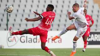 Ruzaigh Gamildien of Swallows have been in magnificent form this season. Picture: Muzi Ntombela/BackpagePix
