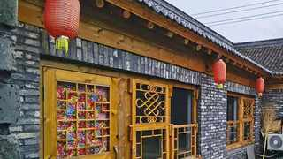 A corner of Hetu Ala village. Picture: Tong Zongli/People's Daily Online