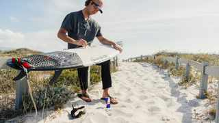 FILE - Jordy Smith Photo: Tyrone Bradley/Red Bull Content Pool