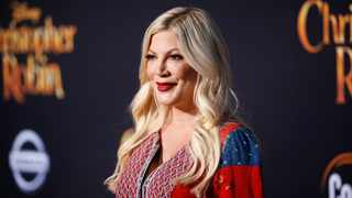 Actress Tori Spelling. Picture: Reuters
