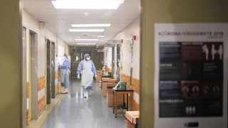 A total of 105 health care workers have tested positive for Covid-19 at Tygerberg Hospital in Cape Town, the hospital confirmed. File picture: Courtney Africa/African News Agency (ANA)