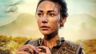 Michelle Keegan in 'Our Girl'. Picture: Supplied