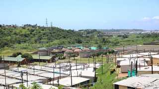 Transit camps like these were built by the city for people in order to make way from infrastructure development around the 2010 World Cup. File Picture: Motshwari Mofokeng African News Agency (ANA)