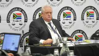 Inside the Belly of the Beast: In this multibillion rand corruption memoir, former Bosasa Chief Operating Officer and whistleblower, Angelo Agrizzi rips open the can of worms, exposing two decades of untold greed, politicking, corruption,racism, bribery and deep state capture. Picture: Itumeleng English/ African News Agency(ANA)