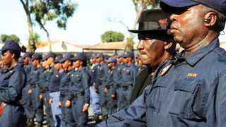 Minister of Police Bheki Cele has deployed 269 police officers to deal with crime hot spots and gang-ridden communities in the Western Cape. Picture: Tracey Adams/ANA