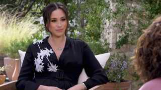Oprah With Meghan And Harry First Look. Picture: CBS/Youtube