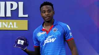 The Delhi Capitals' Kagiso Rabada was the best-performing Protea player in the 2020 IPL, writes IOL Sport's Zaahier Adams. Photo: @DelhiCapitals on twitter
