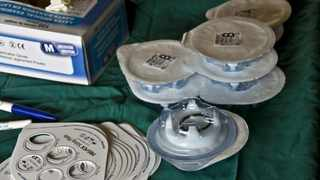 The PrePex is a non-surgical circumcision device. File picture: Isaac Kasamani