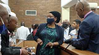 Speaker Thandi Modise has been acquitted of animal neglect and cruelty charges after she was charged a few years ago. File picture: Timothy Bernard/African News Agency(ANA)