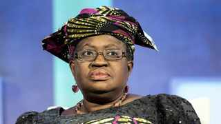 Ngozi Okonjo-Iweala, a former finance minister of Nigeria, is a favourite to lead the World Trade Organization. File pcture: Lucas Jackson/Reuters
