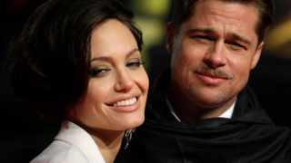 File photo: Brad Pitt and Angelina Jolie are reportedly no longer attending family therapy. Picture: Reuters