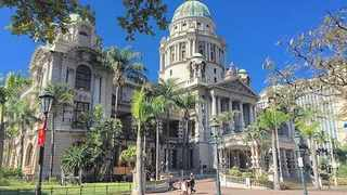 Durban City Hall. File picture