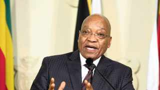 President Jacob Zuma. File Photo: Ntswe Mokoena