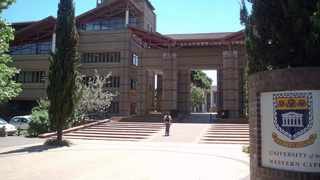 University of the Western Cape. File picture: African News Agency (ANA)